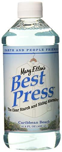 Mary Ellen's Best Press Clear Starch Alternative 16 Ounces-Caribbean Beach