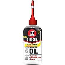3-IN-ONE Multi-Purpose Oil with Telescoping Spout, 4 oz.