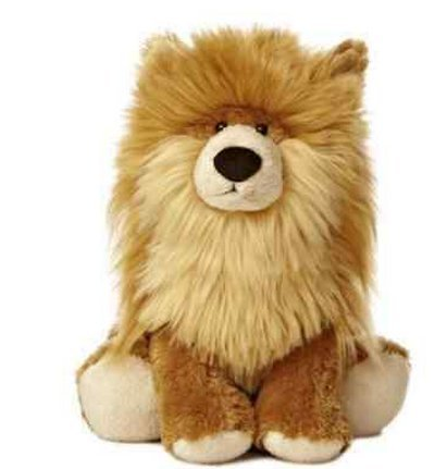 [All Seven @ New Arrival Wuff and Friends Pip Pomeranian Dog Plush Stuffed Animal Toy 10