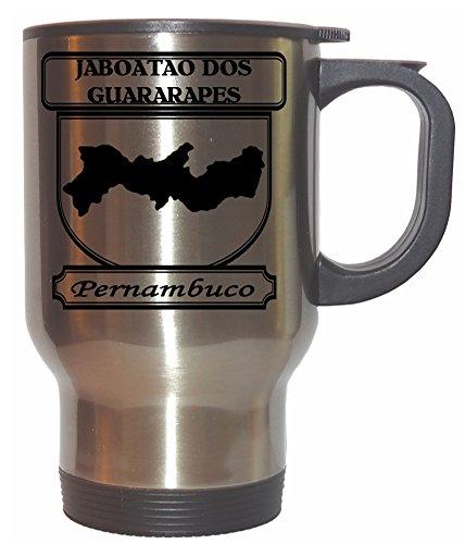 jaboatao-dos-guararapes-pernambuco-city-stainless-steel-mug