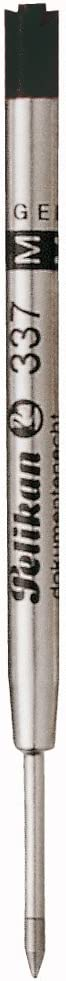 Pelikan 337B International Standard Refills Black Pack of 5