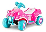 Kid Trax Disney Minnie Mouse Quad 6V Battery-Powered Ride-On Toy