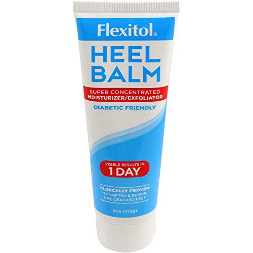Flexitol Heel Balm 4 Oz Tube