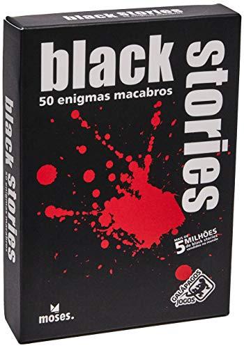 Black Stories - Galápagos Jogos