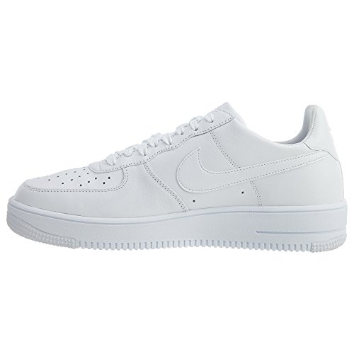 for cheap price NIKE Men's Air Force 1 Ultraforce Leather Basketball Shoe White/White-white view online official site cheap online buy cheap fake clearance online fake EFAxj
