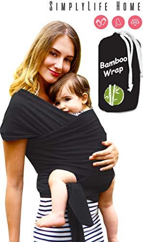 Simply Life Baby Wrap Black
