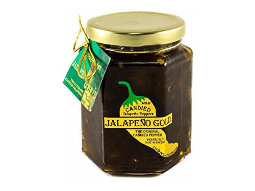 Jalapeno Gold Candied Jalapenos ()