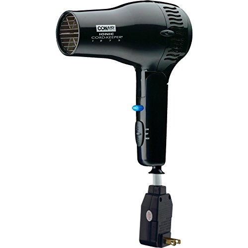 Hairdryer Handheld Black 1875 Watts