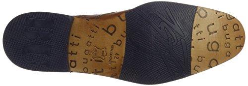Bugatti 311296051100, Derby para Hombre Marrón (Cognac)