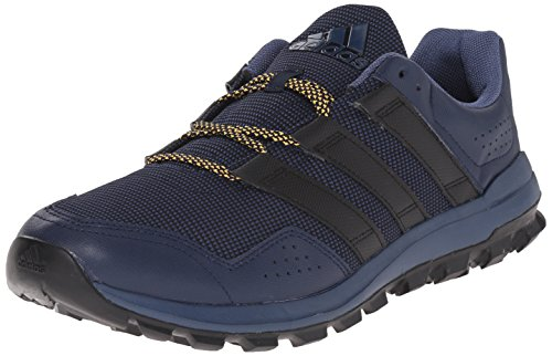 adidas Performance Men's Slingshot TR M Running Shoe,Collegiate Navy/Black/Gold,8 M US