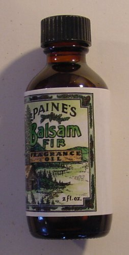 Large Two Ounce Paine's Fir Balsam Fragrance (Balsam Fragrance Oil)