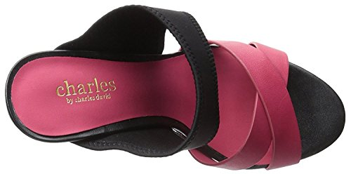 Picture Sandal David Charles Fus by Charles Women's Black qw7IFXp4