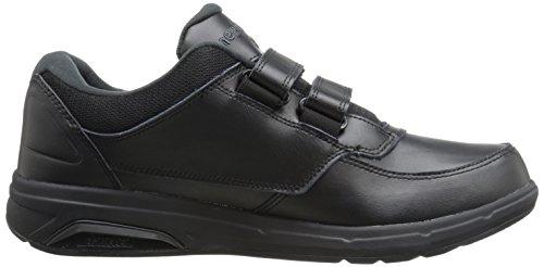 New Balance Mens MW813V1 Walking Shoe, Black, 9.5 2E US