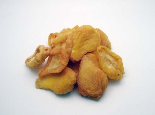 Natural Dried Pears, No Sulphur 5 lbs.