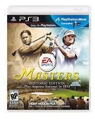 PS3 TIGER WOODS 14 CE MASTERS