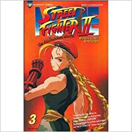 Street Fighter Ii The Animated Movie Official Comic Adaptation