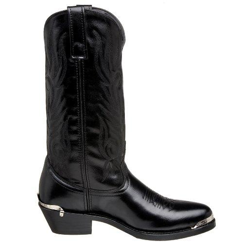 """Laredo Men's 12621 12"""" Trucker Boot,Black,13 EW US"""