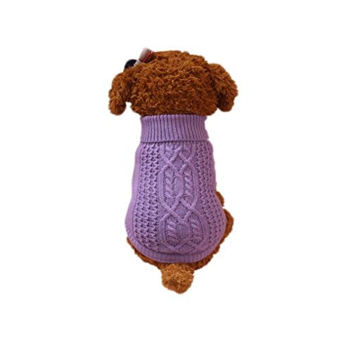 Puppy Clothes Neartime Pet Dog Sweater For Small Dogs Puppies (M, (Wicked The Musical Costumes For Sale)