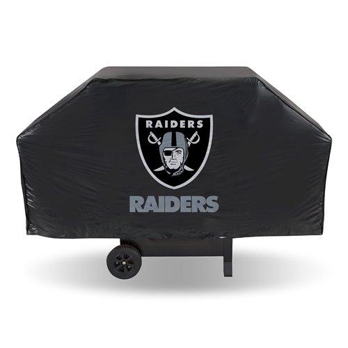 Oakland Raiders経済グリルカバー B00VKFQCVA