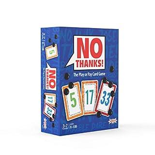 AMIGO Games 18414 No Thanks! Card Game