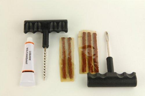 Kit de reparació n de neumá ticos Tubeless con brocas OC-PRO mechepneus6