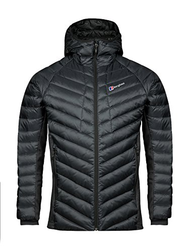 Berghaus Men's Tephra Stretch Reflect Jacket, Carbon, L from Berghaus