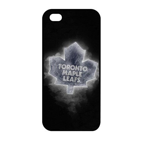 caseHome Designer NHL Phone Cases for iPhone SE & iPhone 5 & iPhone 5S - Toronto Maple Leafs iPhone SE & iPhone 5 & iPhone 5S Carring Case (Toronto 5 Iphone Maple Leafs Case)