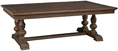 Hekman Furniture 16102 Trestle Coffee Table