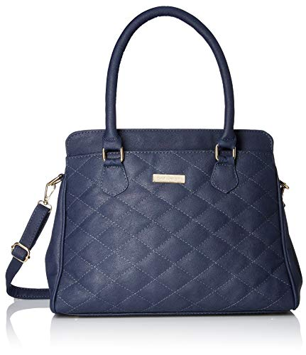 Lica Pezo Quilt Women Handbag (Blue) ()