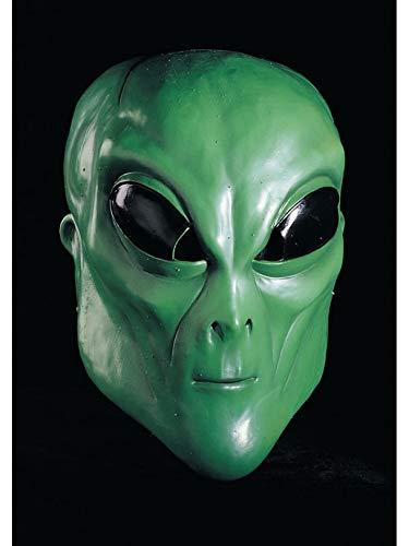 Rubie's Alien Overhead Mask, Green, One -