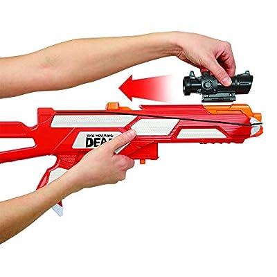 Air Warriors The Walking Dead Dwight's Crossbow Dart Blaster: Toys & Games