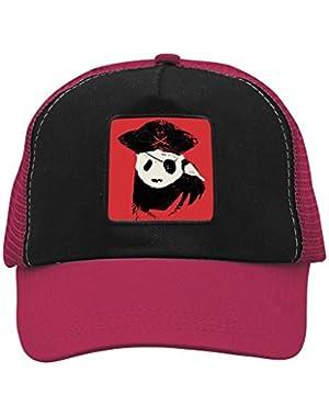 Unisex Pirate Panda Adjustable Classic Hiphop Hat Baseball Cap Snapback Dad Hat