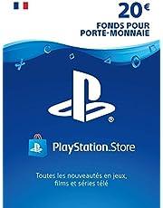 Carte PSN 20 EUR | Compte français | Code PSN à télécharger