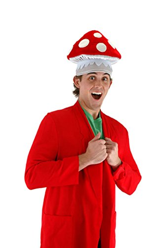 Super Mario Themed Costumes - Elope Mushroom Hat