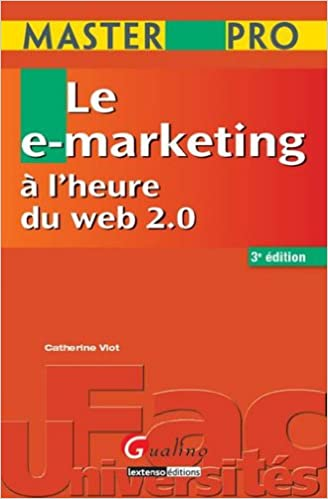 Livres Le e-marketing à l'heure du web 2.0 pdf, epub