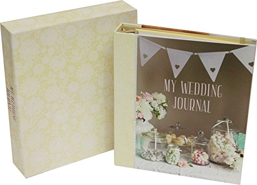 My Wedding Journal: A bride's keepsake to treasure