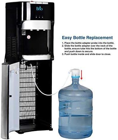 Brio Bottom Load Water Cooler Dispenser Reviews