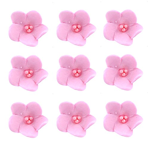 - Blossom, Pink with Pearl Stamens, Unwired, 24 Count by Chef Alan Tetreault