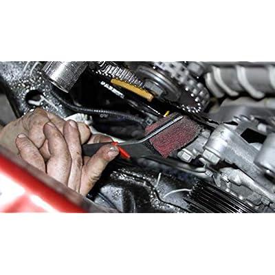 Lisle 52600 Abrasive Pad Scraper: Automotive