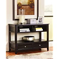 Signature Design by Ashley T771-4 Carlyle Sofa Table