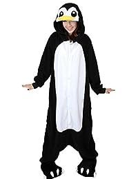 Unisex Adult Halloween Kigurumi Pajamas Animal Onesie