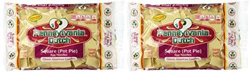 Bott Boi Pennsylvania Dutch Chicken Pot Pies Squares Noodles (Quantity of 2)