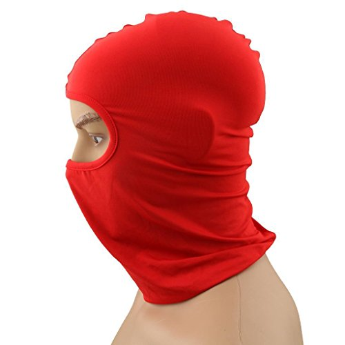 FidgetGear 50Pcs/lots Motorcycle Motorbike Scooter Balaclava Under Helmet anti-UV Full Face Mask by  (Image #3)