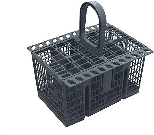 🥇 Hotpoint – Cesta de cubiertos para lavavajillas original para Indesit