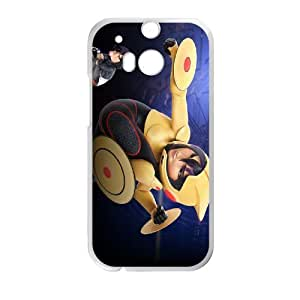 Big Hero 6 ROCK0085660 Phone Back Case Customized Art Print Design Hard Shell Protection HTC One M8