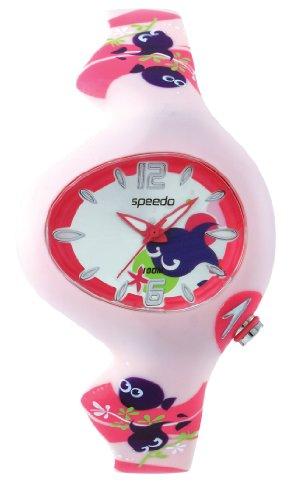 Speedo Kids' SD55148BX Analog Polyurethane Strap Watch