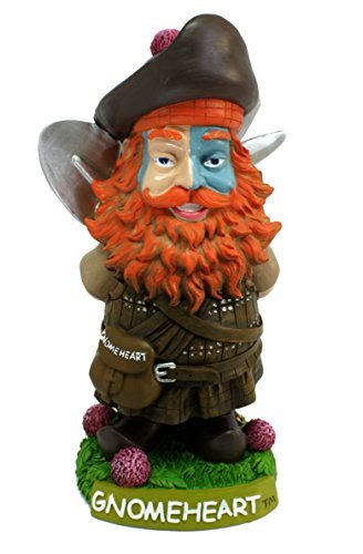 GnomeHeart - The Lil Scottish Garden Warrior