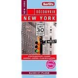 DECOUVRIR NEW-YORK FLEXI MAP