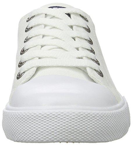 Romika 20006 70, Zapatillas de Lona Unisex Adulto blanco