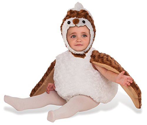 Rubie's Costume Co. Baby Owl Costume, Multicolor Infant